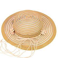 Шляпа 22017-14 коричневый