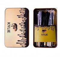 Набор из 7 кистей кисточек для макияжа Kylie
