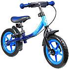 Детский велобег беговел Lionelo Dan 12 Blue Польша, фото 7