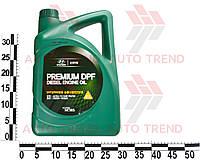 Масло моторное 5W-30 Premium DPF Diesel C3  6л синтетика