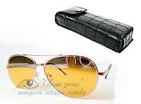 Очки для водителей, антифары (линзы cтекло) Код: 6580