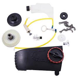Запчастини та комплектуючі для дискових і ланцюгових електропил.
