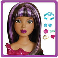 Куклы-манекены(головы для причесок и макияжа)