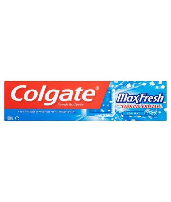Зубная паста  Colgate Max Fresh 100гр