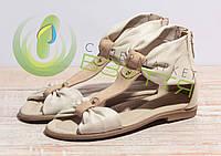 Шкіряні босоніжки для дівчинки Palaris 21 34 розмір, фото 1