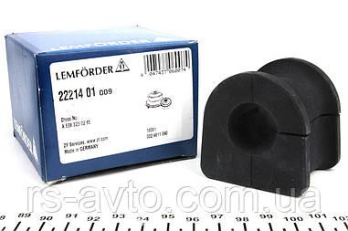 Втулка стабилизатора переднего MB  Vito, Мерседес Вито , Мерседес Вито (W638) (d=24mm) 22214 01