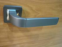Ручка дверная ORION графит + хром