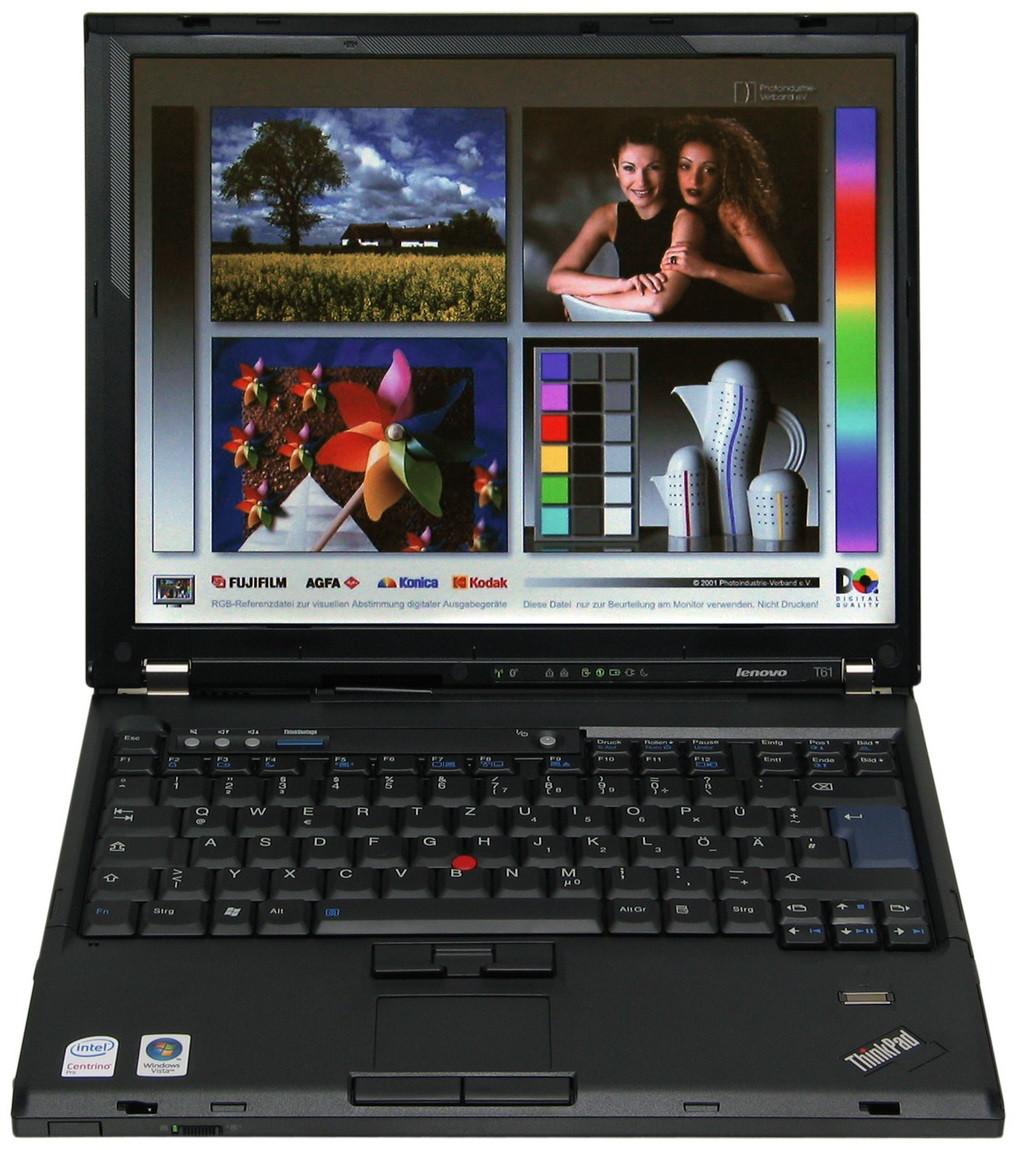 Ноутбук Lenovo ThinkPad T61 14