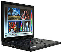 """Ноутбук Lenovo ThinkPad T61 14"""" 2GB RAM 80GB HDD № 2, фото 1"""