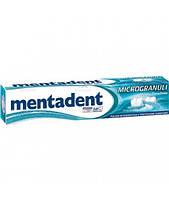 Зубная паста Mentadent Microgranuli 75ml