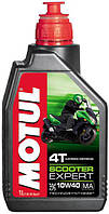 Моторное масло MOTUL SCOOTER EXPERT 4T SAE 10W40 MA 1L