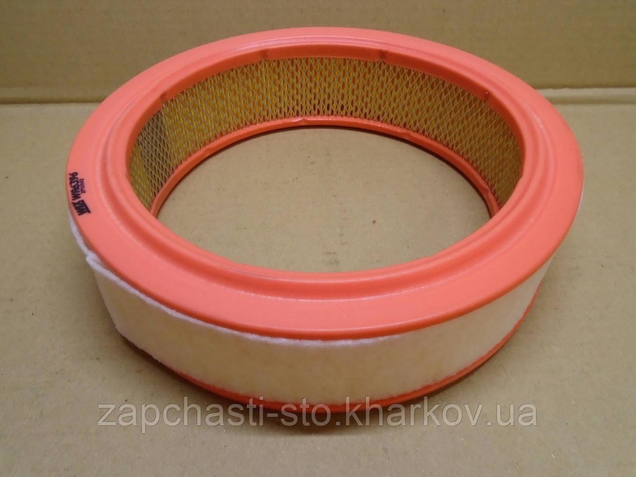 Фильтр воздушный ВАЗ, ЗАЗ карбюраторный WIX с дополнительной сеткой