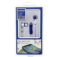 Наушники с микрофоном Samsung HZ-90 белые