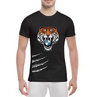 GlobusPioner Мужская футболка BMW tiger 74754