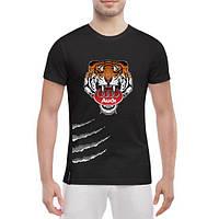 GlobusPioner Мужская футболка AUDI tiger 74732