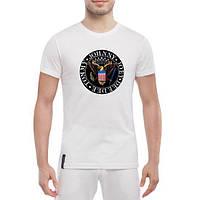 GlobusPioner Мужская футболка Ramones look out 74677 , фото 1