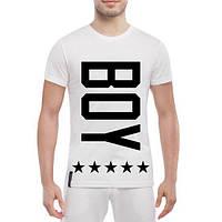 GlobusPioner Мужская футболка boy london BIG BOY 74204 , фото 1