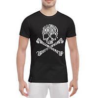 GlobusPioner Мужская футболка boy london skull 74213 , фото 1