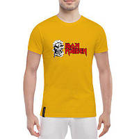 GlobusPioner Мужская футболка Iron Maiden bones 73517 , фото 1