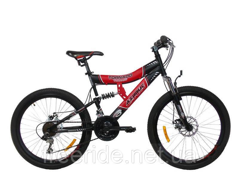 Подростковый Велосипед Azimut Tornado 24 D
