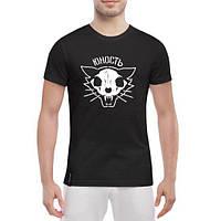 GlobusPioner Мужская футболка Череп кота 71275 , фото 1