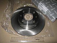 Диск гальмівний ВАЗ 2108 передній (RIDER)