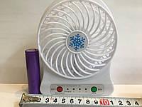 Ручной вентилятор аккумуляторный HF-309 – ваш комфортный микроклимат летом