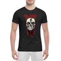 GlobusPioner Мужская футболка Hollywood Undead череп 71076 , фото 1