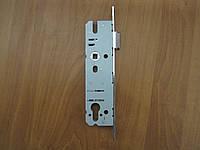 Замок дверной IQ ПВХ 16 мм нажимной 35*92 мм