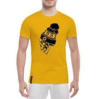 GlobusPioner Мужская футболка Череп 91 70860 , фото 1