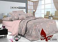 Семейный комплект постельного белья с компаньоном PL2055