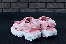 FILA Disruptor Sandals rose, Сандали Фила. ТОП Реплика ААА класса., фото 2