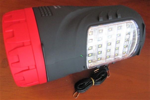 Фонарь прожектор Yajia YJ-2829TP + 25 LED