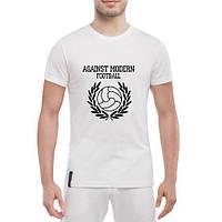 GlobusPioner Мужская футболка against modern football 70525 , фото 1
