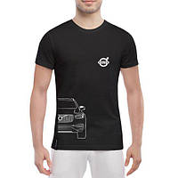 GlobusPioner Мужская футболка Volvo XC90 70366