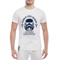 GlobusPioner Мужская футболка Stormtrooper 70491 , фото 1