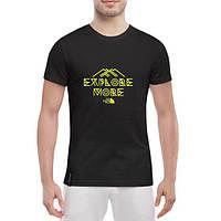 GlobusPioner Мужская футболка Explore more 70583 , фото 1