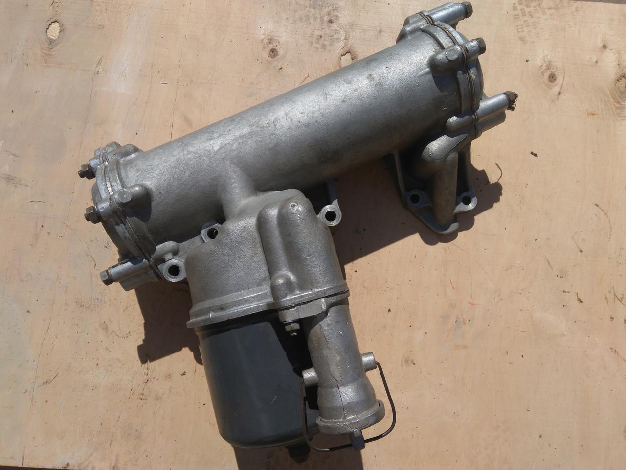Теплообменник водомаслянный ДОН-1500