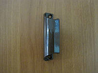 Ручка балконная Ракушка аллюминиевая коричневый