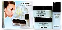 Набор кремов Chanel Hydra 3в1 (день, ночь, сыровотка)