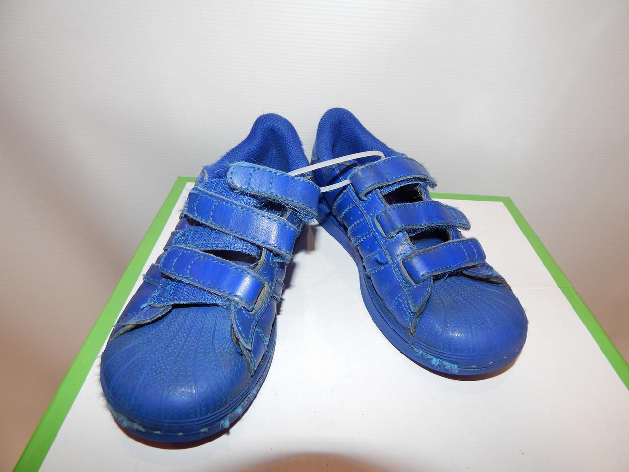 Кросcовки  фирменные adidas 30 р.090КД