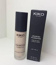 Тональный крем Kiko Milano Unlimited Foundation (реплика)