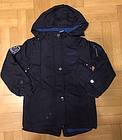 Куртка на флисе для мальчика,оптом, Grace, 98-128 рр., арт. B71091, фото 2