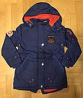 Куртка на флисе для мальчика,оптом, Grace, 98-128 рр., арт. B71091, фото 3
