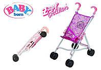 Коляска трость  для куклы Baby Born Zapf Creation 819685 , фото 1