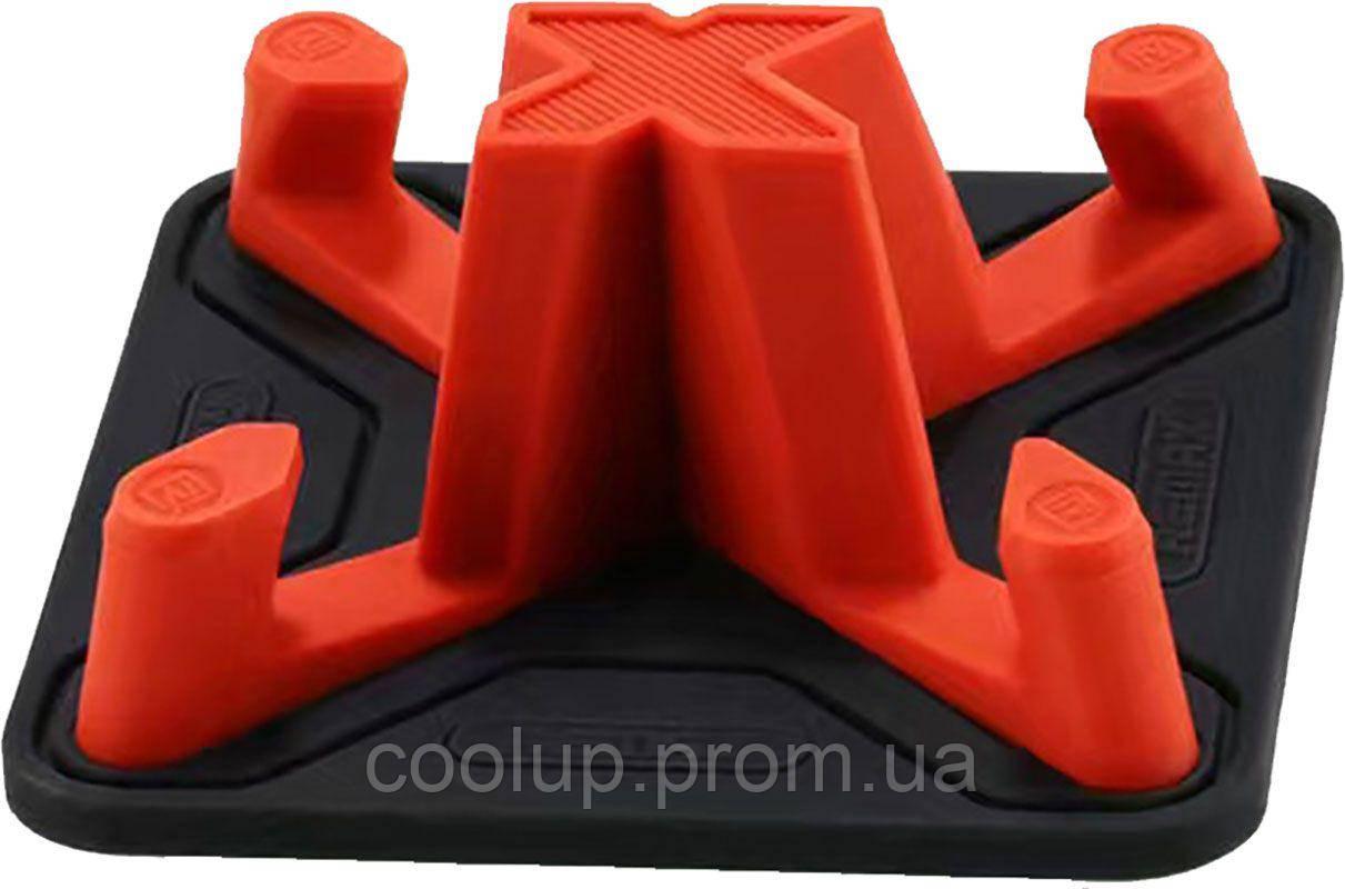 Автодержатель Remax RM-C25 Desktop holder Red, фото 1