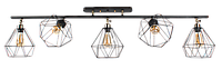 Потолочная люстра Loft ЛС 1215/5