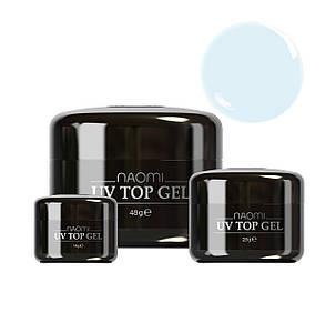 Завершающий гель Naomi UV TOP gel CLEAR