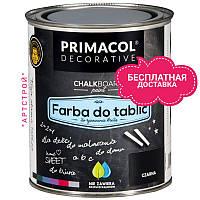 Зелёная грифельная краска Primacol 0.75л