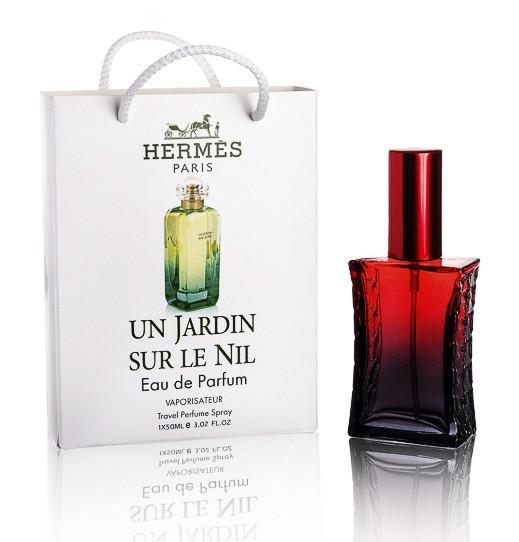 Hermes Un Jardin Sur Le Nil Travel Perfume 50ml продажа цена в